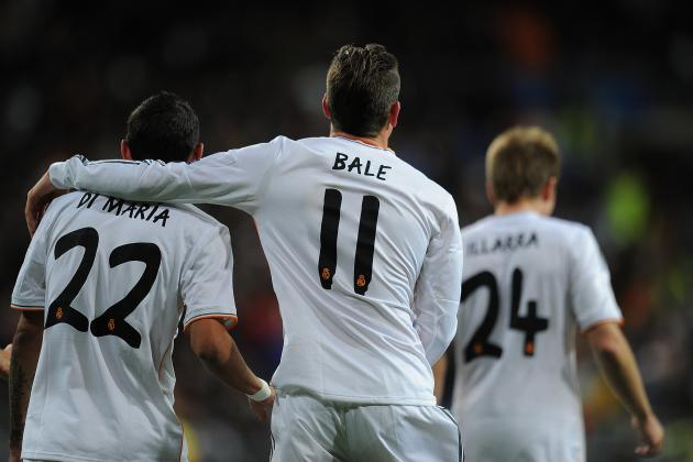Real Madrid 4-1 Galatasaray: 6 Things We Learned