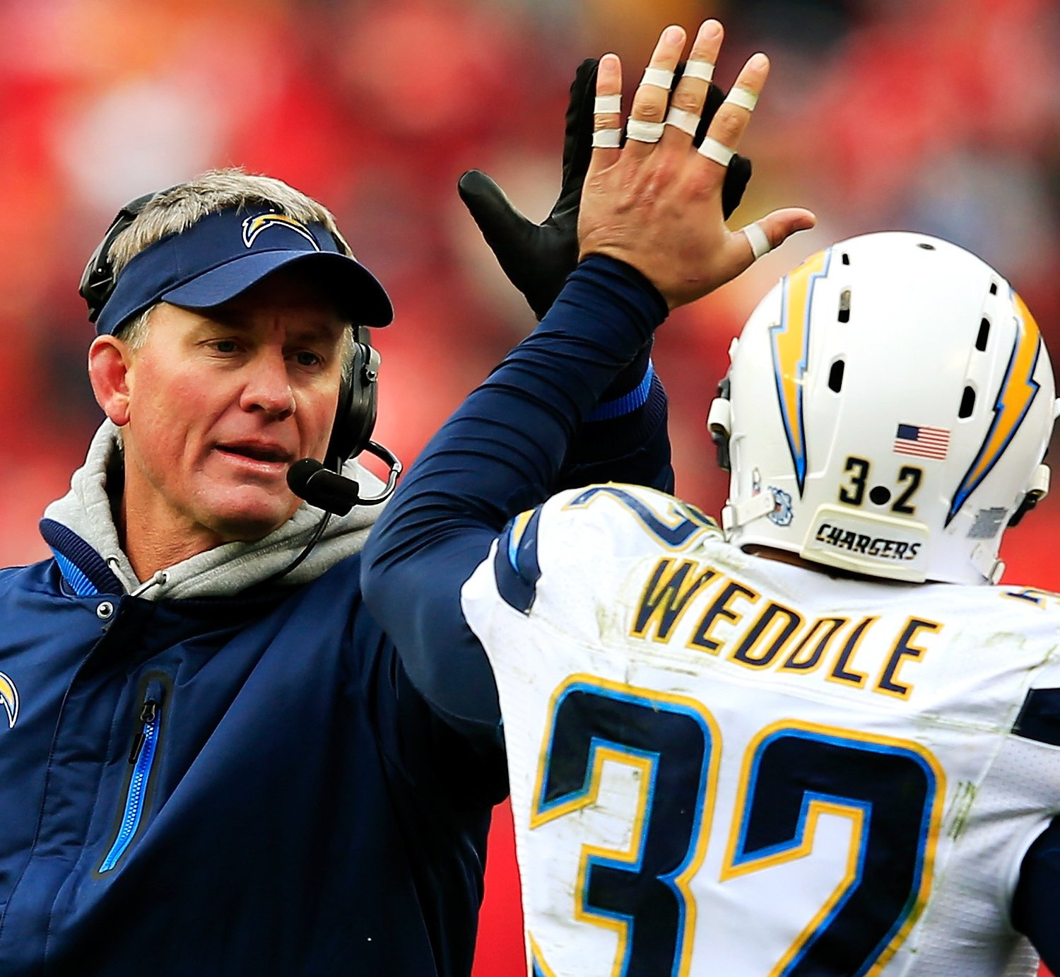 San Diego Chargers Coaches: San Diego Chargers: Breaking Down The Final Five Games Of