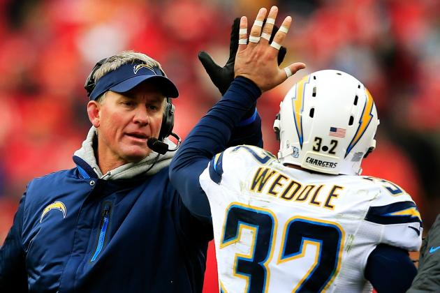 San Diego Chargers: Breaking Down the Final Five Games of the Regular Season
