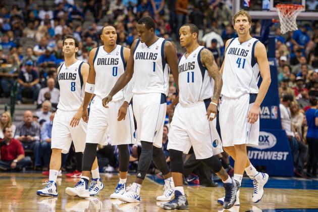 Initial Report Card Grades for Every Key Dallas Mavericks Player