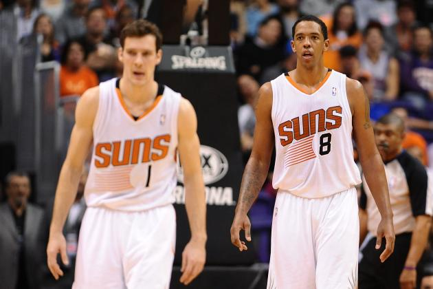 Initial Report Card Grades for Every Key Phoenix Suns Player
