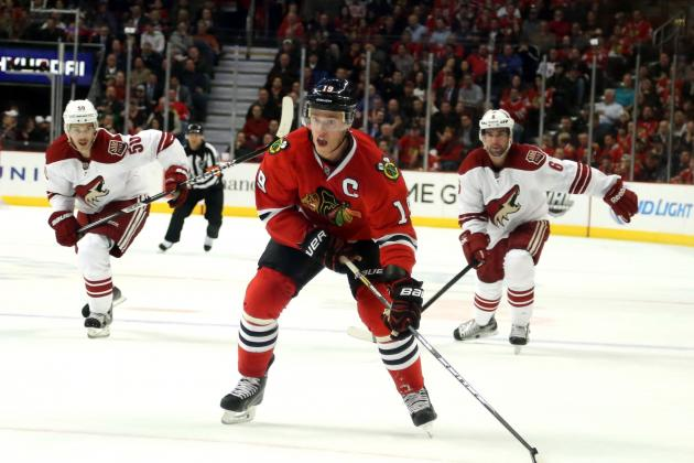 Projecting the Best Chicago Blackhawks at Each Position in 5 Years