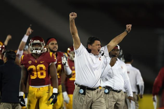 5 Reasons USC Fans Should Be Thankful for Ed Orgeron