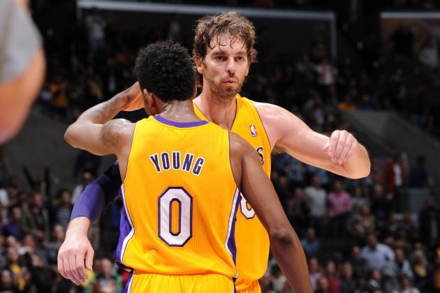 5 Players Who Must Step Up for the Los Angeles Lakers to Exceed Expectations