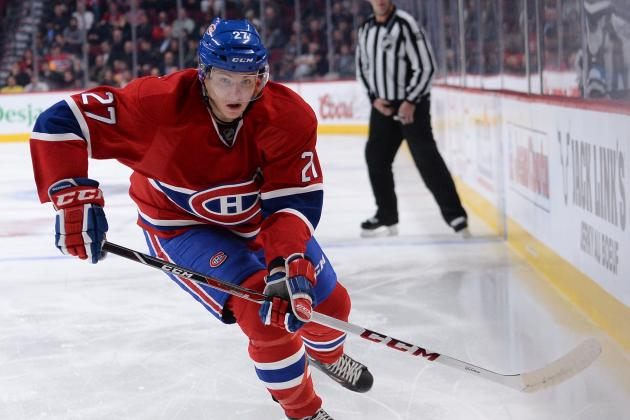 Projecting the Best Montreal Canadiens at Each Position in 5 Years