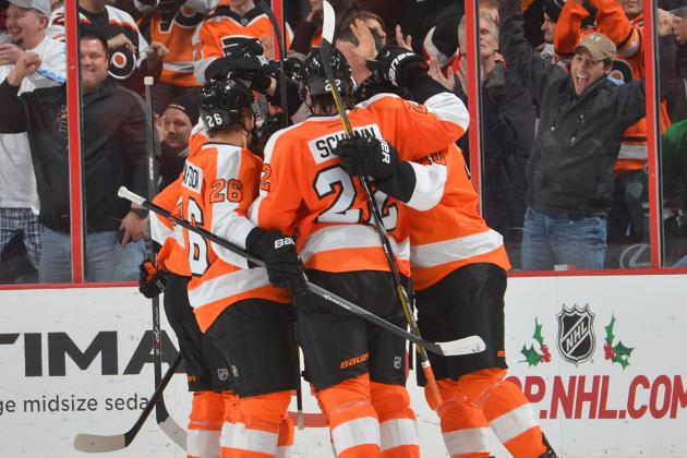 5 Trends That Must Continue for Philadelphia Flyers to Keep Winning in 2013-14
