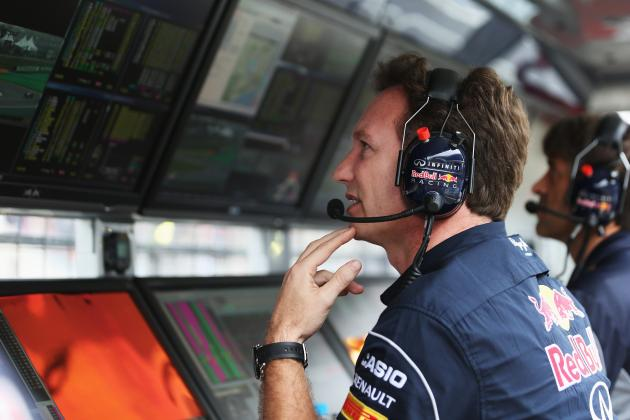 The Top 10 Formula 1 Pit Radio Messages of 2013