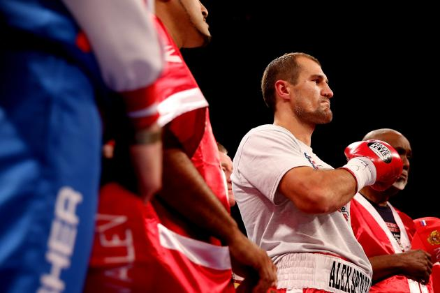 Breaking Down the Future of Boxing's Light Heavyweight Division