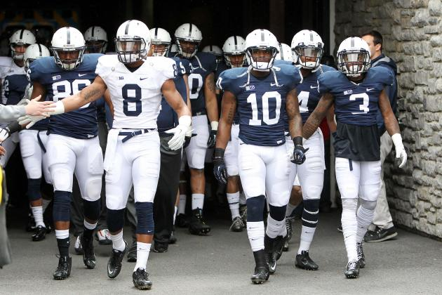 Penn State Football: Power Ranking Nittany Lions' 5 Best Seniors