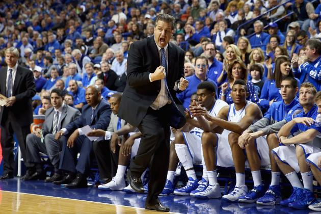 Kentucky Basketball: 5 Adjustments Wildcats Should Make in 2013-14