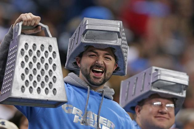 Green Bay Packers vs. Detroit Lions: Takeaways from Detroit's 40-10 Win