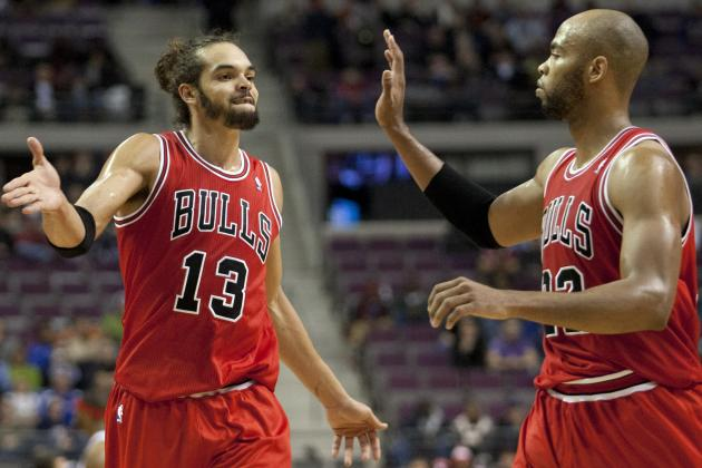 Players Who Must Step Up for Chicago Bulls to Thrive