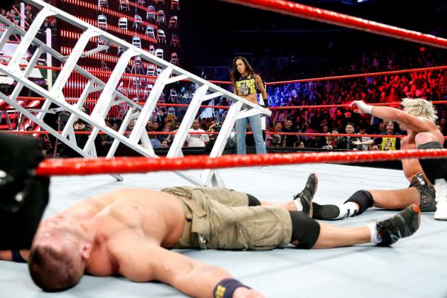 Examining John Cena's History at WWE TLC PPV Events