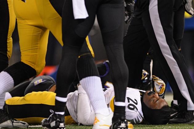 Recapping Major Injuries from the NFL's Thanksgiving Day Action