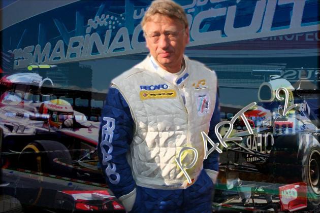 Formula 1: 5 More Classic Tracks in the Style of Hermann Tilke