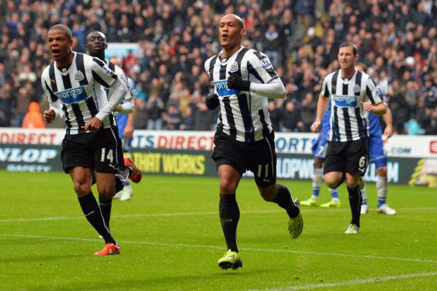 Ranking Newcastle United's 5 Best Players This Season So Far
