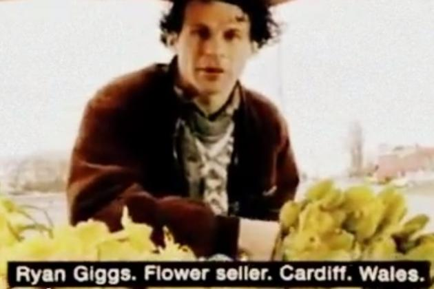 Ryan Giggs' 10 Best TV Adverts