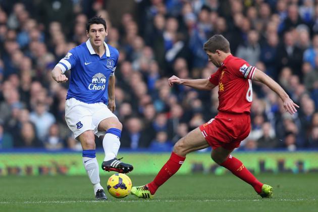 Ranking Everton's 5 Best Players This Season so Far