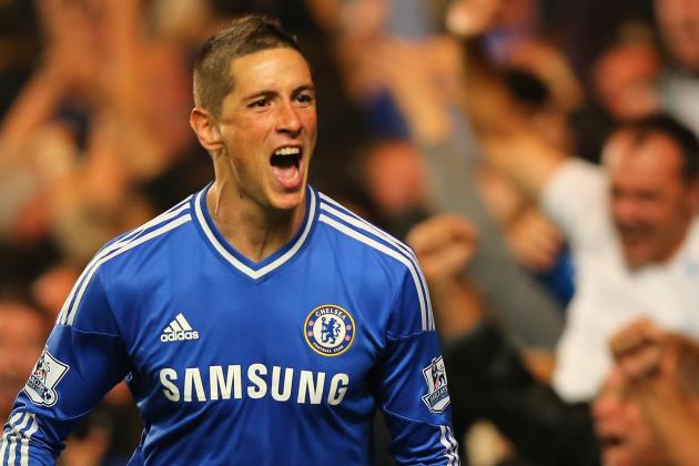 The Story of Fernando Torres' Chelsea Career in 10 Matches