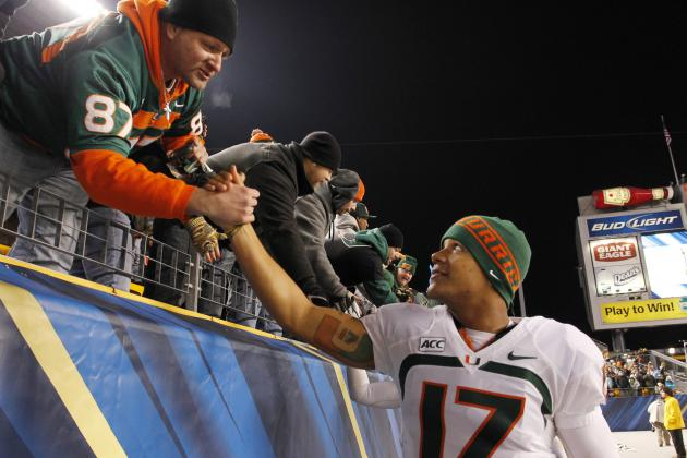 Miami vs. Pitt: 10 Things We Learned in Hurricanes' Win