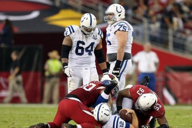 NFL Free Agency 2014: 5 Players the Indianapolis Colts Should Pursue