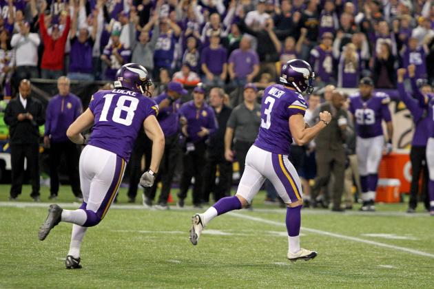 Bears vs. Vikings: Takeaways from Minnesota's 23-20 OT Win over Chicago