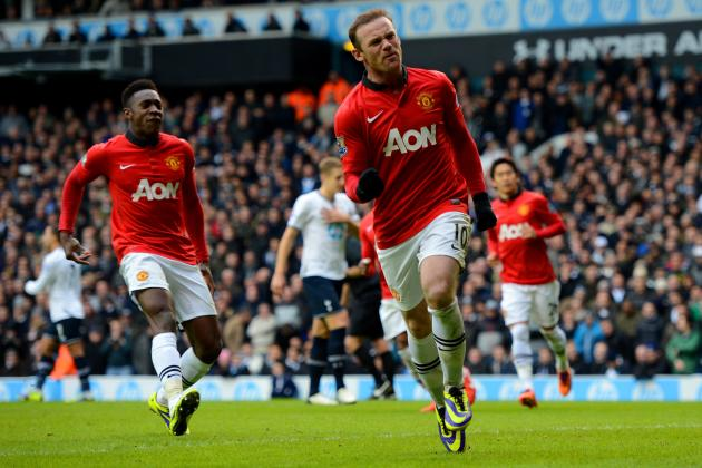 Premier League Results: Analysis for Tottenham vs. Man United, All Matches