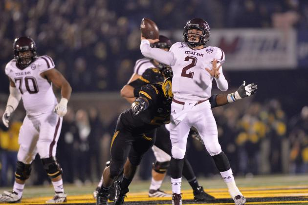 Texas A&M vs. Missouri: 10 Things We Learned in Aggies' Loss