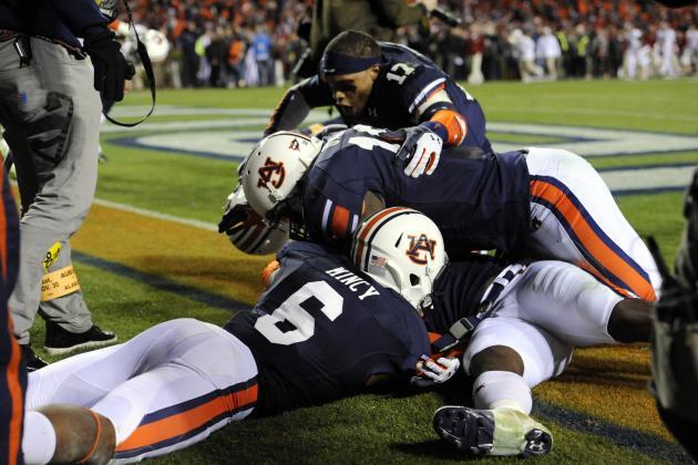 College Football Rankings Week 15: Bleacher Report's Top 25