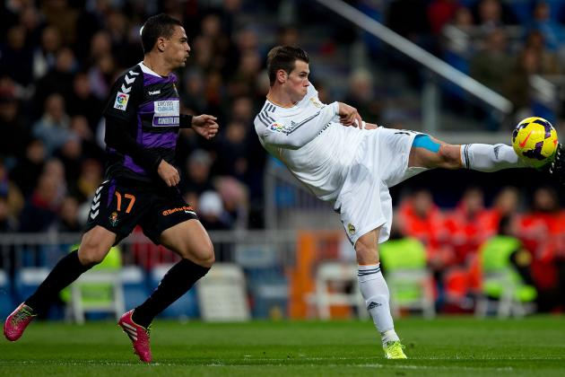 Real Madrid 4-0 Real Valladolid: 6 Things We Learned