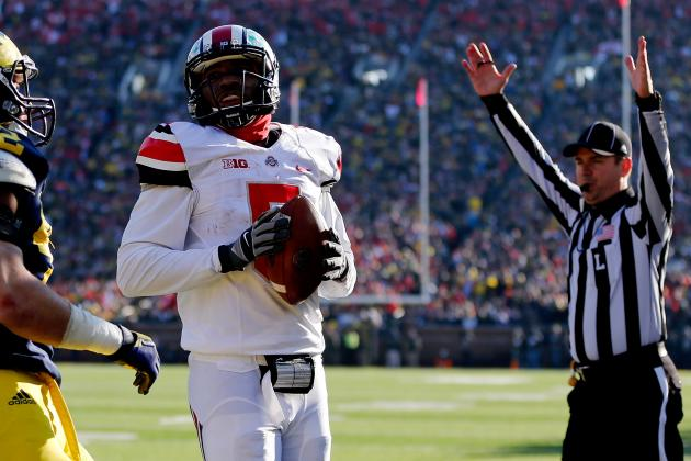 Ohio State vs. Michigan: 10 Things We Learned in Buckeyes' Win