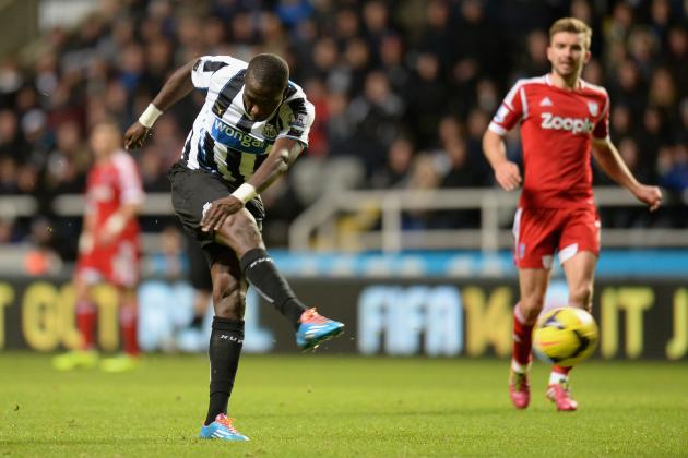 Newcastle United vs. West Bromwich Albion: 6 Things We Learned