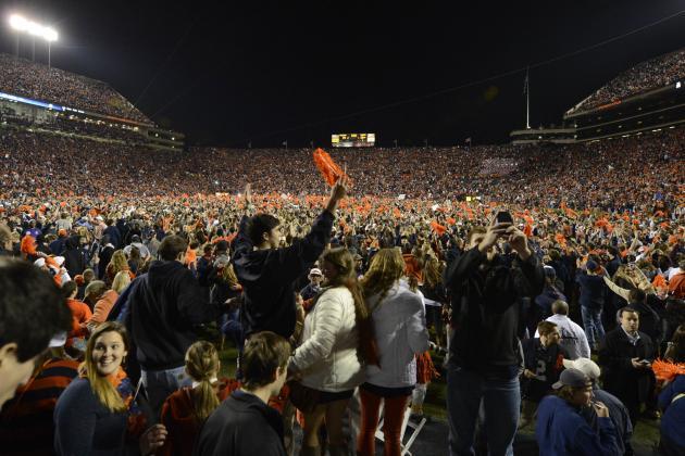 Week 14 in College Football Is Greatest Rivalry Weekend Ever