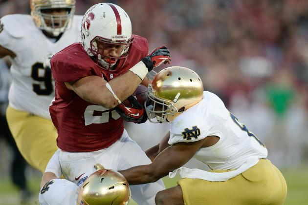 Notre Dame Football: 10 Things We Learned in Irish's Loss to Stanford