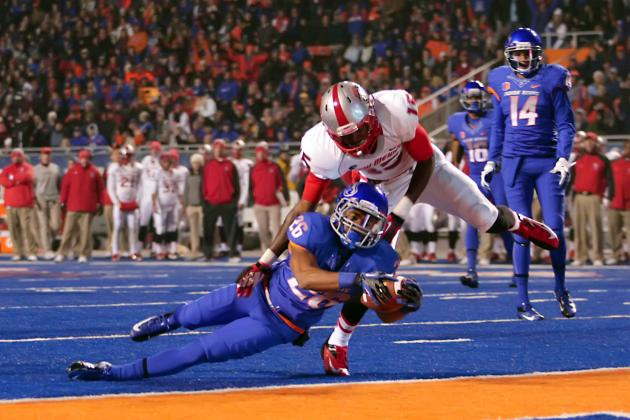 New Mexico vs. Boise State: 10 Things We Learned in Broncos' Win