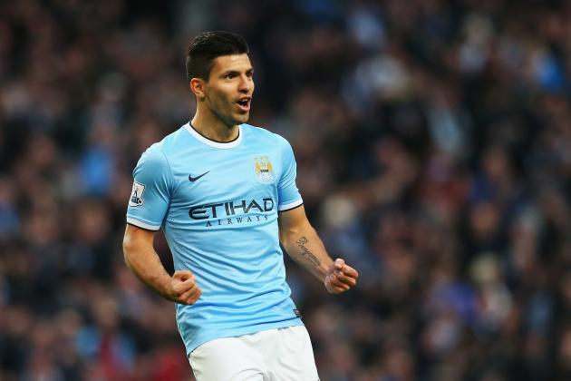 Paper News and Gossip: Real Eye Aguero, Gerrard Attacked and Red Bulls Want Cole
