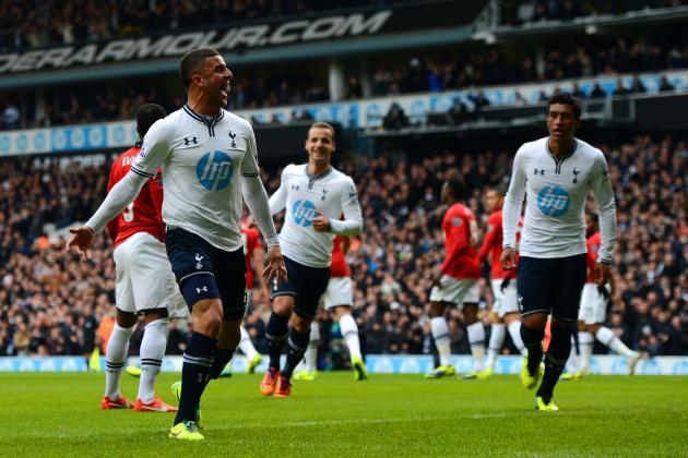 Tottenham Hotspur vs. Manchester United: 6 Things We Learned