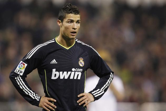 Cristiano Ronaldo's Career so Far in 25 Pictures