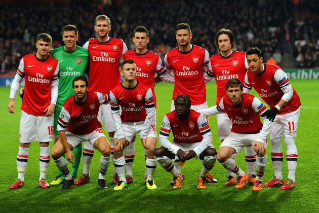 Power Ranking Arsenal's Squad Player by Player