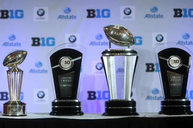 Big Ten Football Predictions for 2013 Individual Awards and All-Conference Team