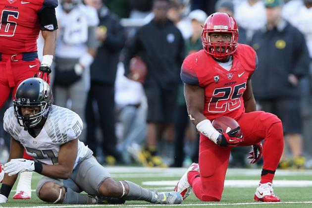 Arizona Football: Ka'Deem Carey's Case for the Heisman Trophy