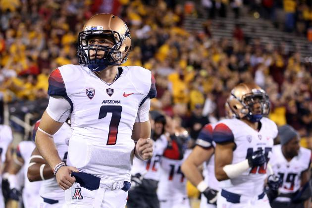 Arizona Football: Grading the Wildcats' 2013 Season
