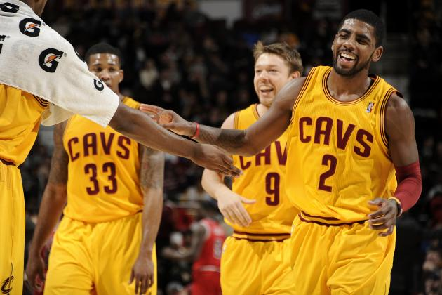 Cleveland Cavaliers Power Rankings: Rating Every Player After First Six Weeks