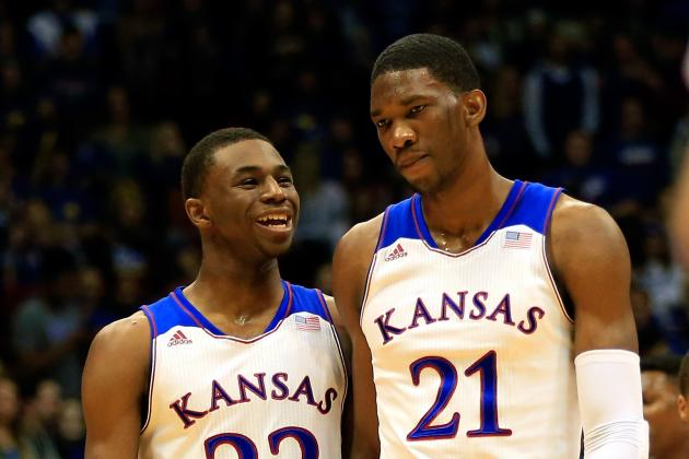 Kansas Basketball: Breaking Down NBA Draft Stock for Jayhawks' Top Stars