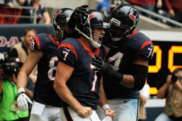Texans vs. Patriots: Takeaways from Houston's 34-31 Loss Against New England