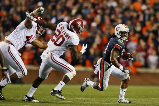 SEC Football: Ranking Top 10 Performances from Week 14