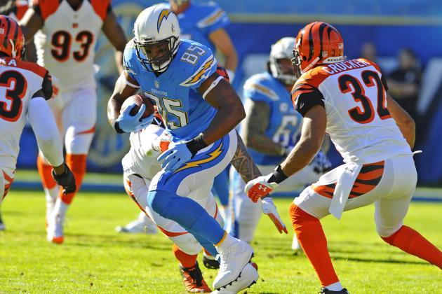 Bengals vs. Chargers: Takeaways from San Diego's 17-10 Loss to Cincinnati