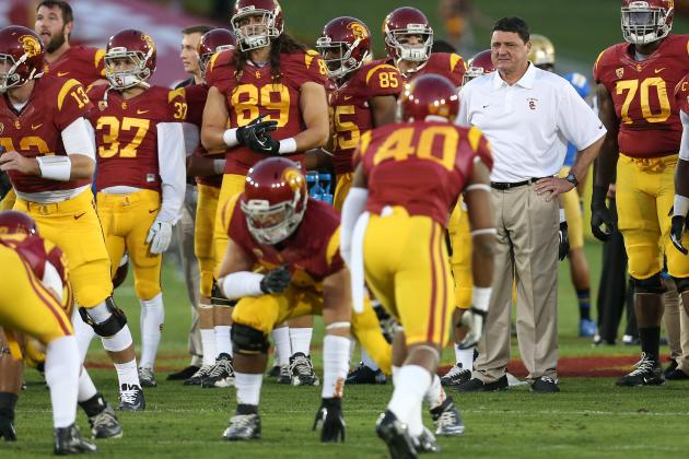USC Football: Grading the Trojans' 2013 Season