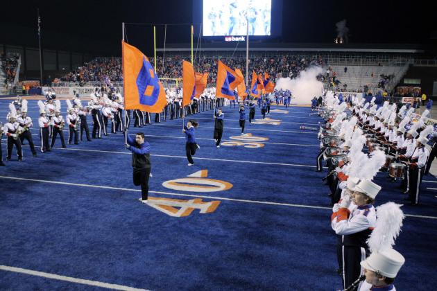 Boise State Football: Can Broncos Return 10-Win Plateau in 2014?