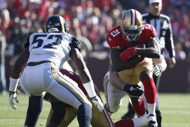 Rams vs. 49ers: Takeaways from St. Louis' 23-13 Loss to San Francisco